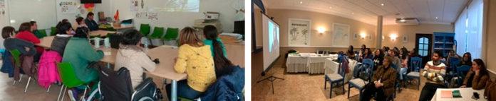 Plena inclusión Extremadura imparte formación para prevenir la violencia de género