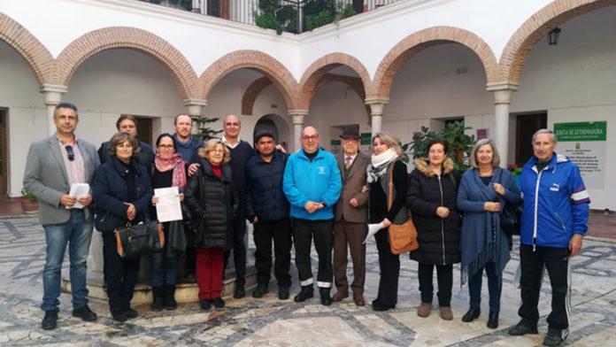 El Ayuntamiento de Zafra firma un convenio con diversas asociaciones sociales y humanitarias
