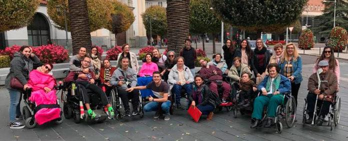 Cocemfe Cáceres finaliza el programa de voluntariado 'Capacítate V'