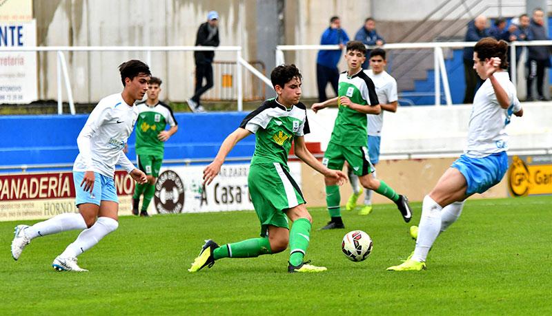 Las selecciones extremeñas de fútbol sub18 y sub16 no comienzan bien el Campeonato de España de selecciones autonómicas