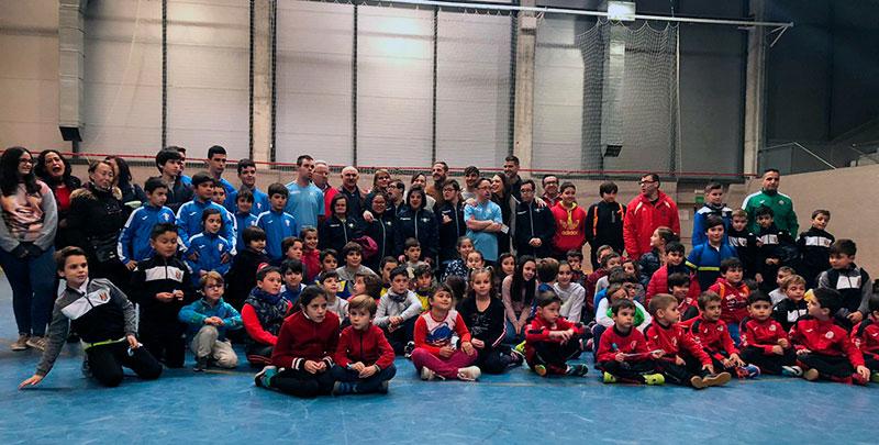 Cinco entidades deportivas se unen al programa 'Deporte para todos' de Down Mérida