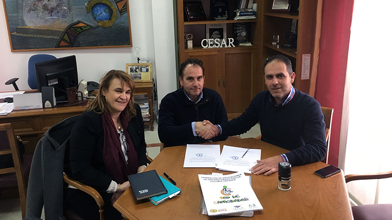 Cocemfe Cáceres finaliza su proyecto de inserción y orientación laboral para personas con discapacidad de Coria y Moraleja