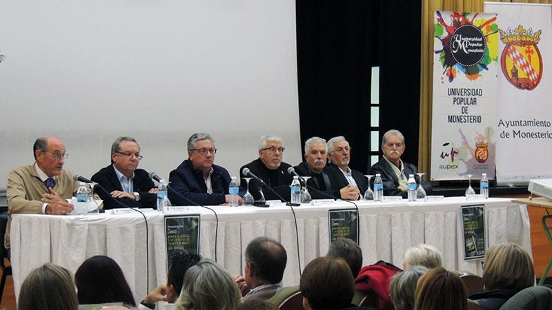 El libro 'Las memorias de Juanito 'el Músico'' se presenta en Monesterio