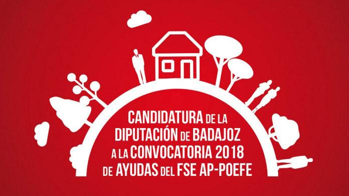 La Diputación de Badajoz desarrollará el proyecto 'Mirada' tras recibir financiación del Fondo Social Europeo