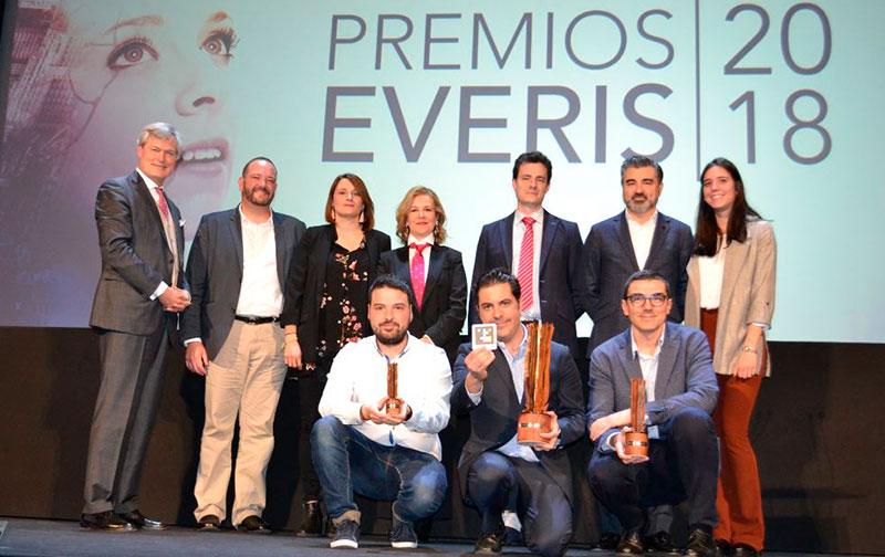 La Fundación Everis reconoce a la startup Neosistec por una aplicación para las personas ciegas