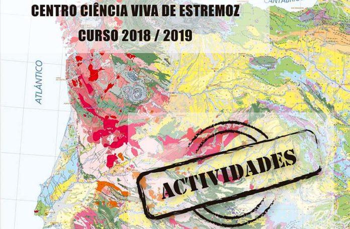 Programa de actividades del Centro Ciência Viva de Estremoz