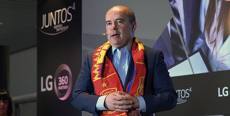Jaime de Jaraíz Lozano. Extremadura en el nombre y en el corazón. Grada 130. Perfil