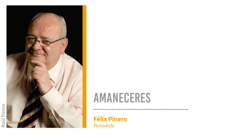 Amaneceres. Grada 130. Félix Pinero