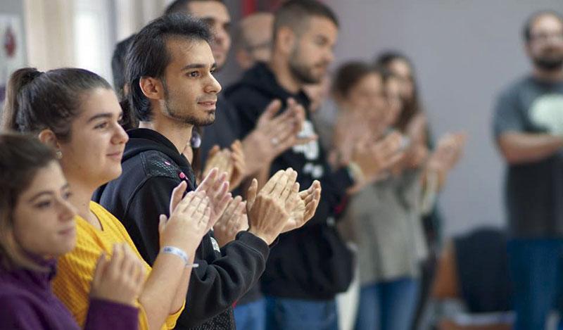 Más de 150 actividades por toda la región en seis meses. Grada 130. Consejo de la Juventud de Extremadura