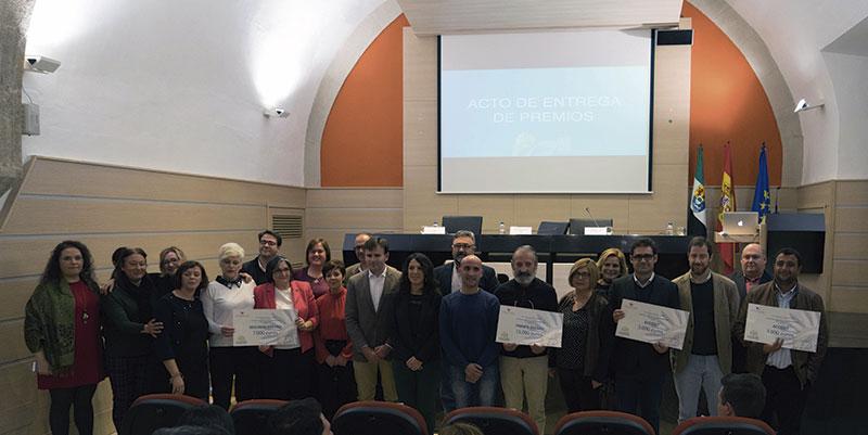 Premios PIE2018 de la Diputación de Cáceres. Grada 130