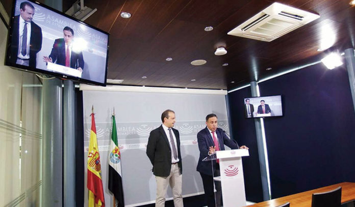 El presupuesto de la Consejería de Educación y Empleo aumenta en 36 millones de euros. Grada 130. Sexpe