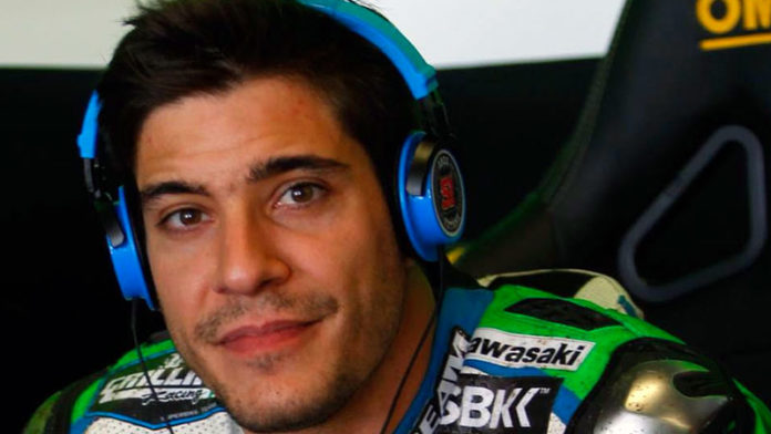 El piloto Santi Barragán vuelve a la competición