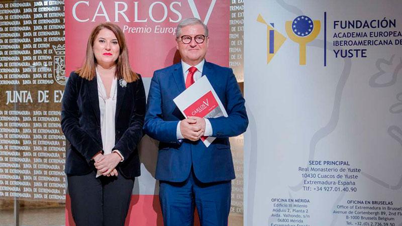 La Fundación Academia Europea e Iberoamericana de Yuste convoca el XIII Premio Carlos V