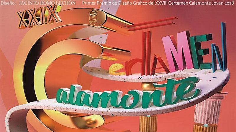 El Ayuntamiento de Calamonte convoca el XXIX Certamen 'Calamonte joven 2019'