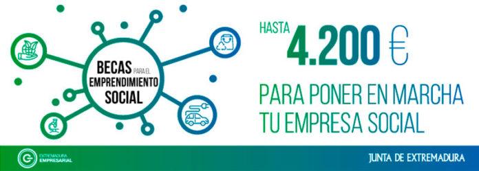 La Junta de Extremadura incentiva la creación de proyectos de emprendimiento e innovación social