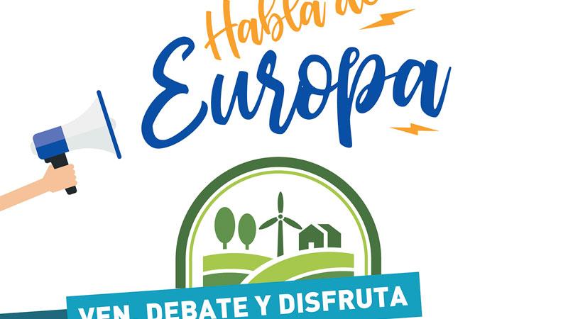 Olivenza acoge mañana el evento 'Habla de Europa', una iniciativa para acercar Europa a las zonas rurales