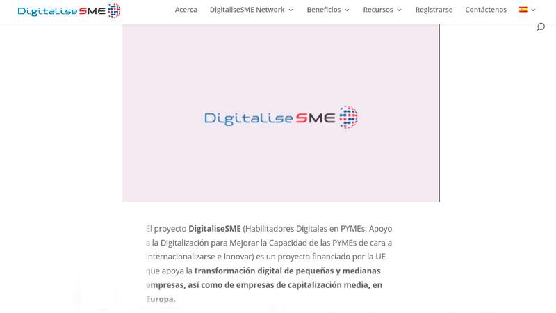 Fundecyt-Pctex ofrece un programa de digitalización a las empresas a través de expertos digitales internacionales