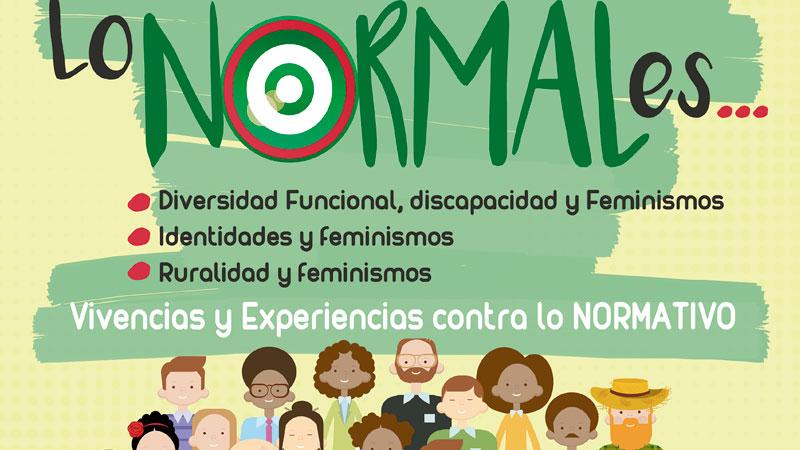Cáceres acoge la jornada 'Lo normal es... Vivencias y experiencias contra lo normativo'