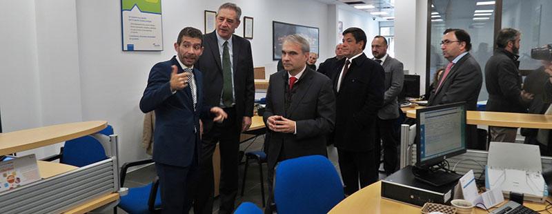 Aqualia cuenta con una nueva oficina en Badajoz para mejorar la calidad de la atención del servicio municipal de aguas