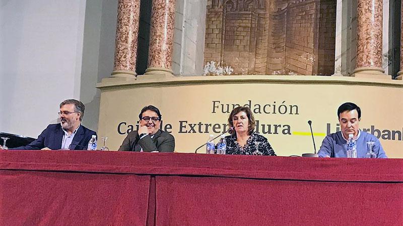 El Auditorio Santa Ana de Plasencia cuenta con un bucle de inducción magnética para personas con discapacidad auditiva