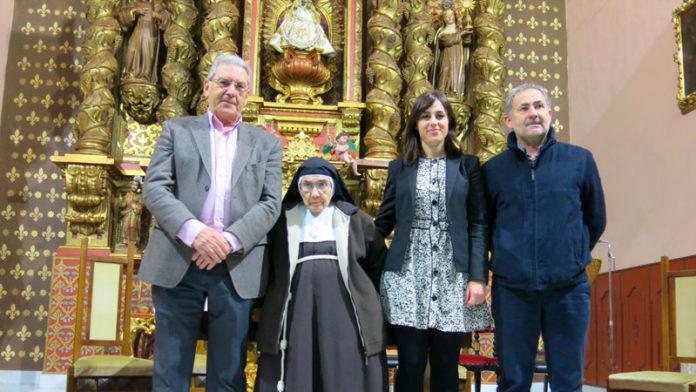 Fundación CB está catalogando los fondos artísticos del Real Monasterio de Santa Ana de Badajoz