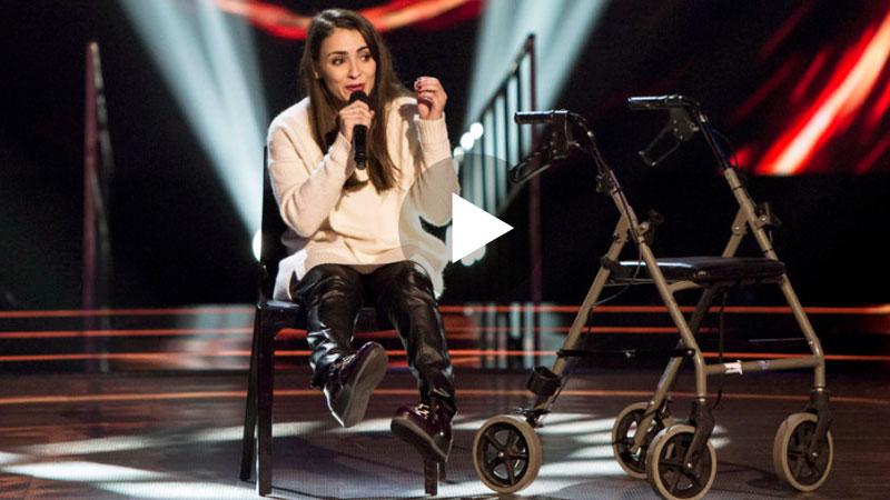 Miriam Fernández participará en el concurso musical de Antena 3 'La Voz' tras ser elegida en las audiciones