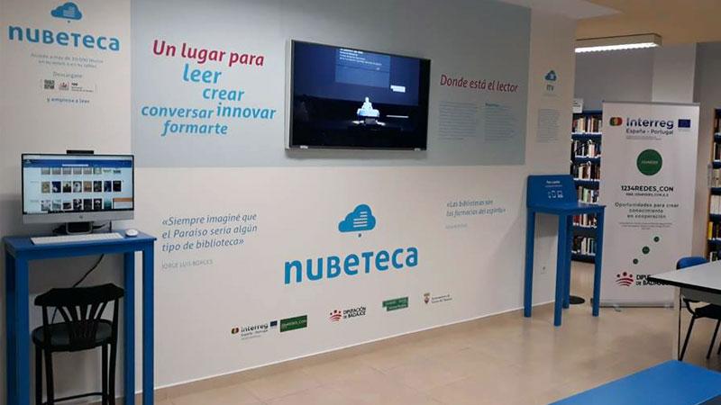 La Diputación de Badajoz pone en marcha las nubetecas de Fuente del Maestre y Villanueva de la Serena