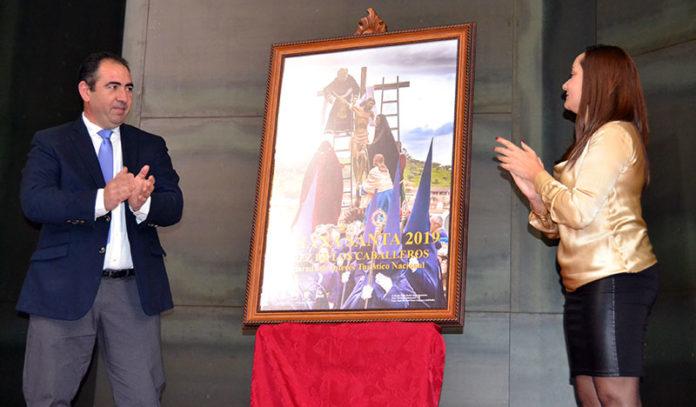El Paso de 'El Descendimiento', de la Cofradía de Nuestro Padre Jesús Nazareno, protagoniza el cartel de la Semana Santa Jerezana 2019