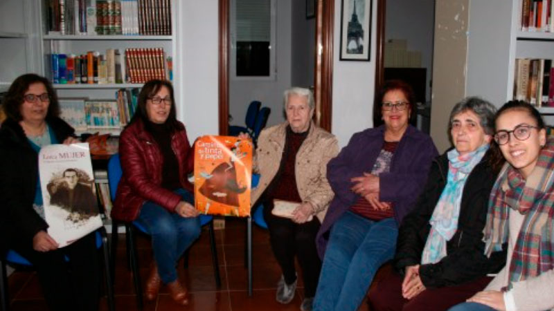 La campaña 'Caminos de tinta y papel' sigue desarrollándose en la provincia de Badajoz