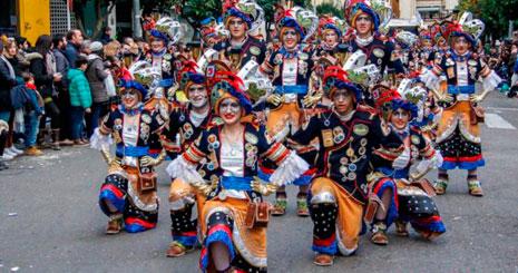 Resumen del Carnaval 2018 de Badajoz