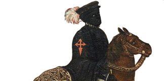 João de Sá Panasco, o escravo negro que foi cavaleiro. Grada 130. A Fronteira