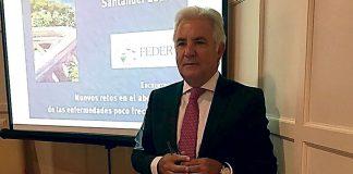 Cermi Extremadura. Entrevista a Modesto Díez, nuevo presidente. Grada 131. Primera Fila