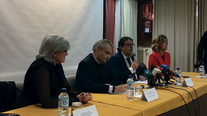 La Junta de Extremadura invertirá 7,5 millones en la residencia de mayores La Granadilla de Badajoz. Grada 131. Sepad