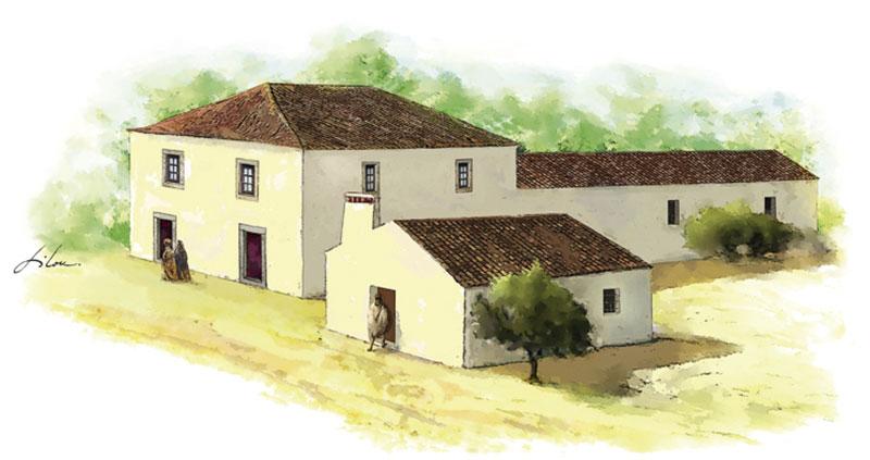 O pintor Baltazar Gomes Figueira (1604-1674), de Sevilha à sua quinta da Capeleira, em Óbidos. Grada 131. A fronteira