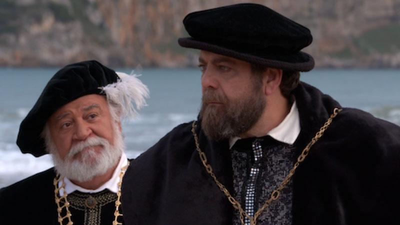 RTVE estrena la serie 'Los caminos del Emperador', sobre la vida de Carlos V