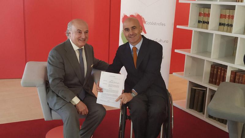 Fundación Aon España y Fundación Deporte & Desafío colaboran para la inclusión de personas con discapacidad