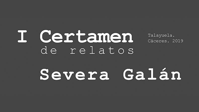 Se convoca la primera edición del certamen de relatos 'Severa Galán' en Talayuela