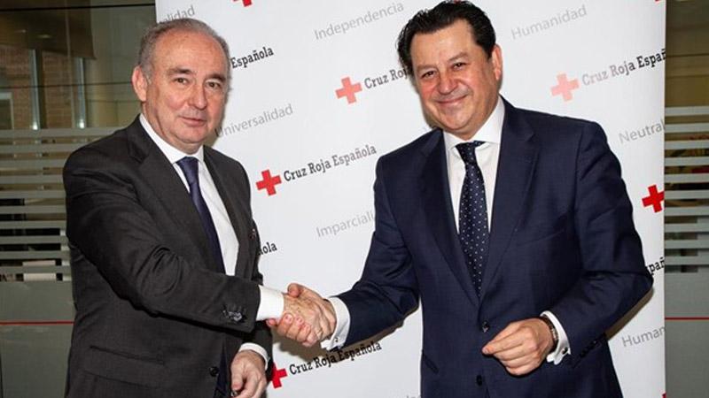 El Corte Inglés firma un convenio de colaboración con Cruz Roja Española