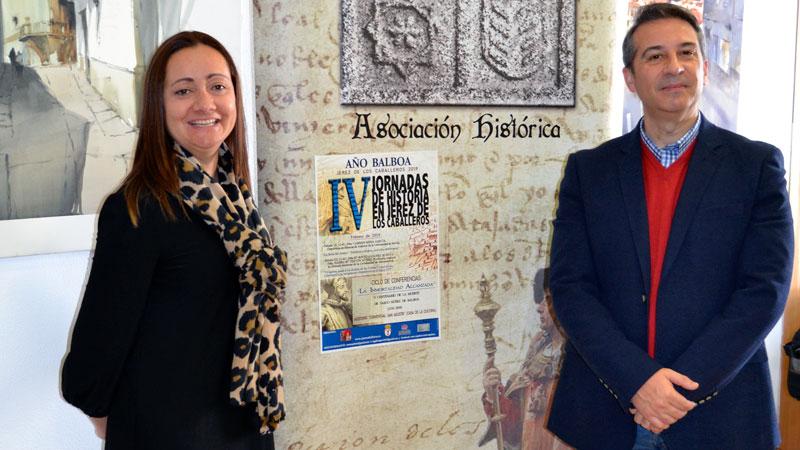 Jerez de los Caballeros acoge un ciclo de conferencias sobre Vasco Núñez de Balboa
