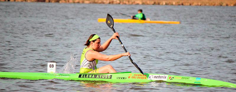 Elena Ayuso consigue la victoria en la I Regata Judex Maratón