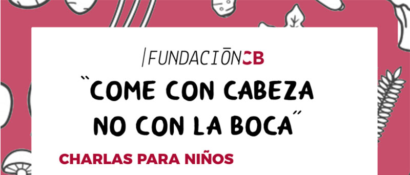 Fundación CB organiza un ciclo sobre nutrición en varios colegios de Badajoz