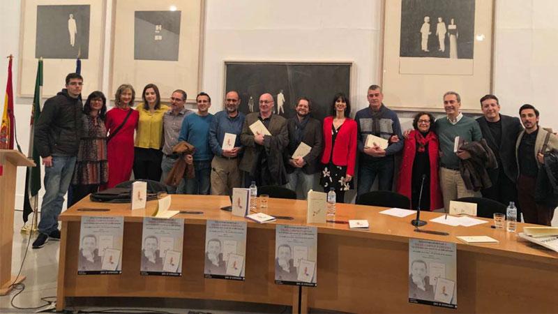 La Editora Regional homenajea a Ángel Campos Pámpano en el décimo aniversario de su fallecimiento