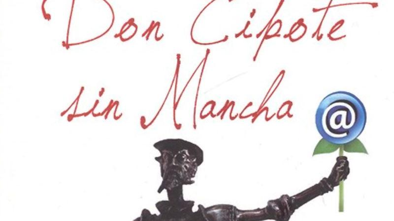 Juan Agustín Franco publica el poemario 'Don Cipote sin mancha', editado por Adarve