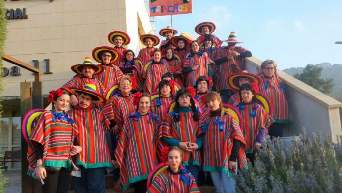 El carnaval extremeño se convierte en una actividad inclusiva