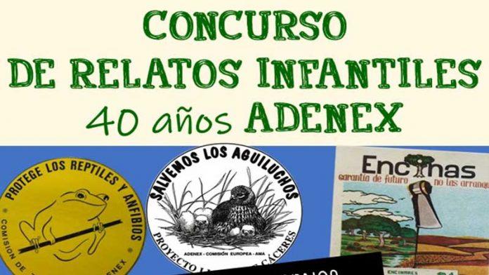Adenex organiza un concurso de relatos infantiles con motivo de su LX Aniversario