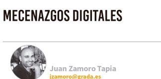 Mecenazgos digitales. Grada 132. Juan Zamoro