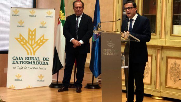 Caja Rural de Extremadura dotará a 29 localidades de la provincia de Badajoz de servicios financieros