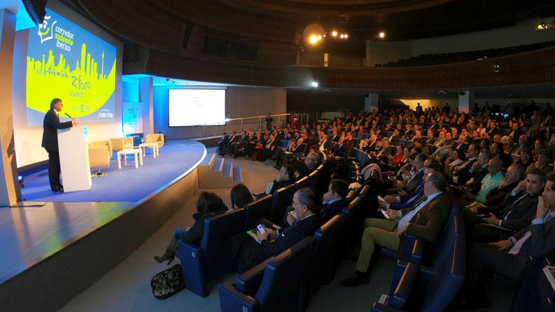 Madrid acoge la segunda edición del Foro Corredor Sudoeste Ibérico