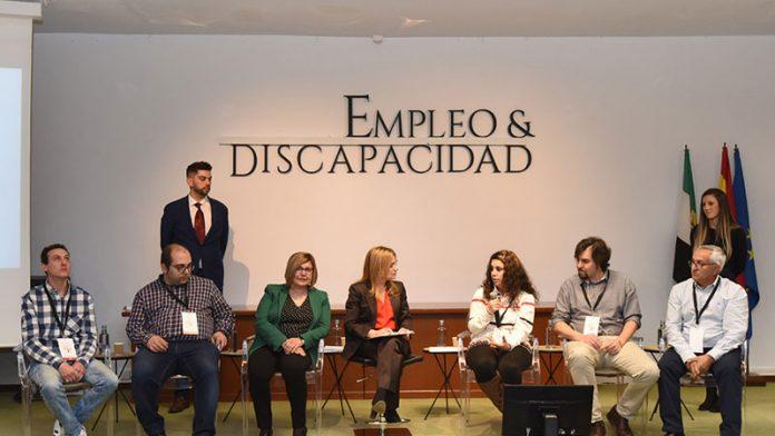 La Diputación de Cáceres ha organizado la jornada 'Discapacidad y empleo'