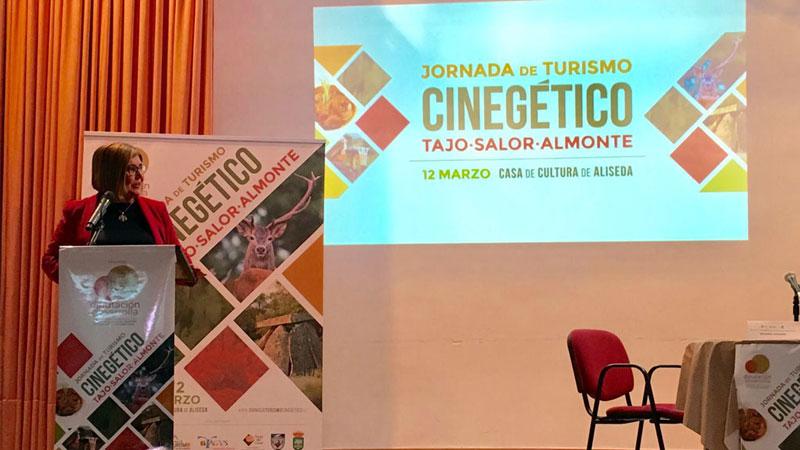 Aliseda acoge una jornada sobre turismo cinegético